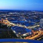 オリンピックタワーからの夜景