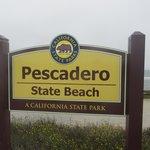 Pescadero State Beach, Half Moon Bay, CA