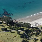 View from the top of Maunganui