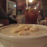 Good Clam Chowder - Ketch Joanne Restaurant and Bar (Half Moon Bay - in harbor area), Ca