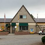 Main office at Durango KOA
