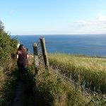 Coastal walk to Polpero