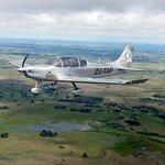 Flight over the Delta