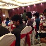 MAYA ACADEMY OF ADVANCED CINEMATIC  National Student Meet (NSM) Seminar 2014 at INDANA PALACE