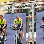 LeriICYFF GroupCycling Event in Piazza Garibaldi ii