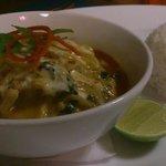 Khmer Amok Chicken