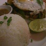 Khmer Lok Lak Beef