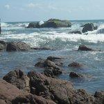 Mar playa brujas