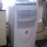 Aircon needs a vent
