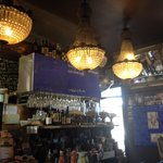 Inside cafe (taken on iphone)