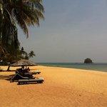 Berjaya Resort Tioman beach front