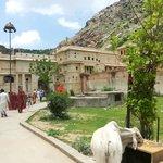 Grandeur of the Maharajas - Oppulent Entrance Gate