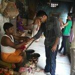 Puja at the Sarovar