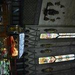 Cercueil de verre du Cardinal Alojzije Stepinac