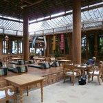 Reception/Restaurant Area