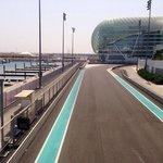 F1 track, marina & hotel