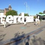 """I Amsterdam"" attracted lot of tourists to the Museumplein"