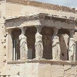 Columnas del Erectheion