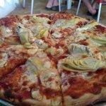 Pizza van mijn vrouw