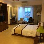Interior of Room 405