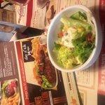 salade offerte