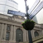 Grand Central Terminal - exteriör