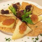 Assortiment de fromages Italien