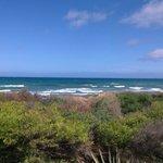 Aussicht von der Beach Bar