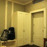 Wardrobe and Door