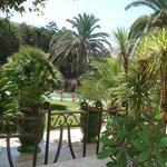 jardin villa Valflor