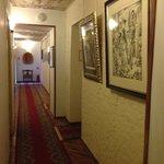Отель Рахманинов,2этаж.