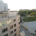 Η Πλατεια Ταξιμ απο τον 7ο οροφο
