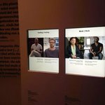 Interesting content on the temporary exhibition Zwit & Wart