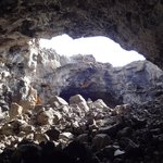 Plenty of Light in the Indian Tunnel Cave