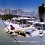 Mini Logan Airport