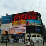 Piccadilly Circus 02-08-2014
