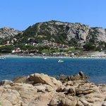 Baia Sardinia bay area