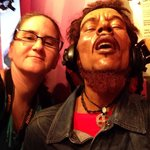 Me and Bob Marley