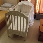 Good sized cot for 18 months old