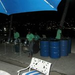 Lively Steelpan entertainment for Saturday BBQ night