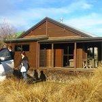 Halls Cabin Lake Tekapo