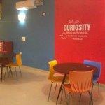 Pleasant Cafe interiors
