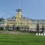 The Grand Hotel itself
