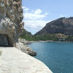 One of the walks in Nafplio recommended by Angela, one of the hotel's owners