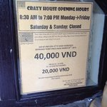 more new info on Crazy House Dalat