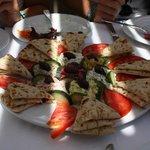 Mixed mezze hhhmmm!!