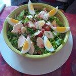 Salade beaujolaise