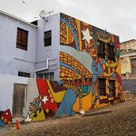 Bo-Kaap street art