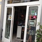 Less is more - find this small hideaway for gelato!