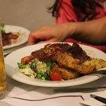 entrecote argentine en ration! trop copieux